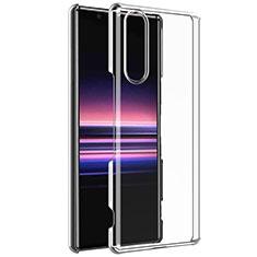 Carcasa Silicona Ultrafina Transparente T02 para Sony Xperia 5 II Claro