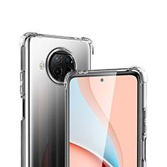 Carcasa Silicona Ultrafina Transparente T02 para Xiaomi Mi 10T Lite 5G Claro