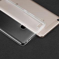 Carcasa Silicona Ultrafina Transparente T02 para Xiaomi Mi Max Claro
