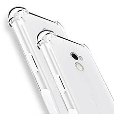 Carcasa Silicona Ultrafina Transparente T02 para Xiaomi Mi Mix 2 Claro