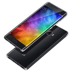 Carcasa Silicona Ultrafina Transparente T02 para Xiaomi Mi Note 2 Claro