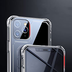 Carcasa Silicona Ultrafina Transparente T03 para Apple iPhone 11 Pro Claro