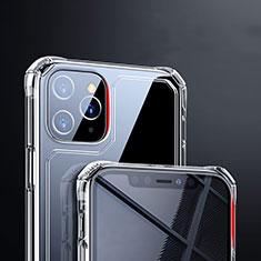 Carcasa Silicona Ultrafina Transparente T03 para Apple iPhone 11 Pro Max Claro
