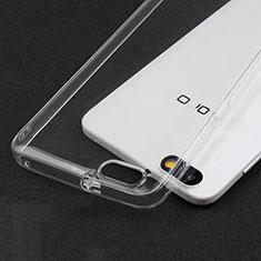 Carcasa Silicona Ultrafina Transparente T03 para Huawei Honor 4X Claro