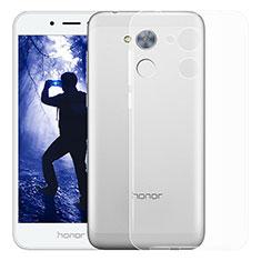 Carcasa Silicona Ultrafina Transparente T03 para Huawei Honor 6A Claro