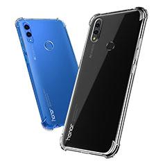 Carcasa Silicona Ultrafina Transparente T03 para Huawei Honor Note 10 Claro