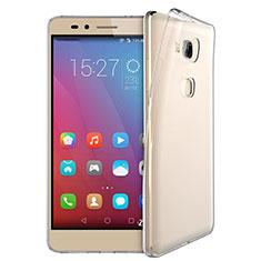Carcasa Silicona Ultrafina Transparente T03 para Huawei Honor Play 5X Claro