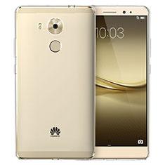 Carcasa Silicona Ultrafina Transparente T03 para Huawei Mate 8 Claro