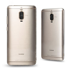 Carcasa Silicona Ultrafina Transparente T03 para Huawei Mate 9 Pro Claro