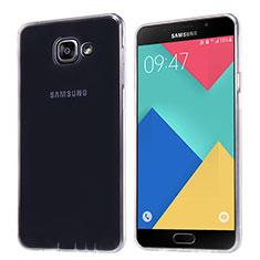 Carcasa Silicona Ultrafina Transparente T03 para Samsung Galaxy A5 (2016) SM-A510F Claro