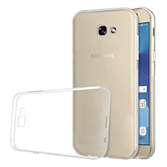 Carcasa Silicona Ultrafina Transparente T03 para Samsung Galaxy A5 (2017) Duos Claro