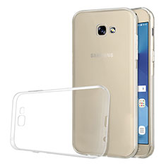 Carcasa Silicona Ultrafina Transparente T03 para Samsung Galaxy A5 (2017) SM-A520F Claro