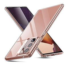 Carcasa Silicona Ultrafina Transparente T03 para Samsung Galaxy Note 20 Ultra 5G Claro