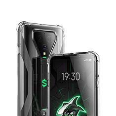 Carcasa Silicona Ultrafina Transparente T03 para Xiaomi Black Shark 3 Claro