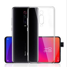 Carcasa Silicona Ultrafina Transparente T03 para Xiaomi Mi 9T Claro