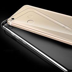 Carcasa Silicona Ultrafina Transparente T03 para Xiaomi Mi Max 2 Claro