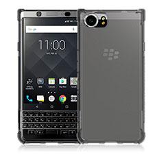Carcasa Silicona Ultrafina Transparente T04 para Blackberry KEYone Claro