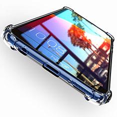 Carcasa Silicona Ultrafina Transparente T04 para Huawei Honor 7C Claro