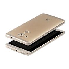 Carcasa Silicona Ultrafina Transparente T04 para Huawei Mate 8 Claro