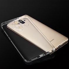 Carcasa Silicona Ultrafina Transparente T04 para Huawei Mate 9 Claro