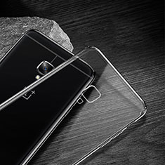 Carcasa Silicona Ultrafina Transparente T04 para OnePlus 3T Claro