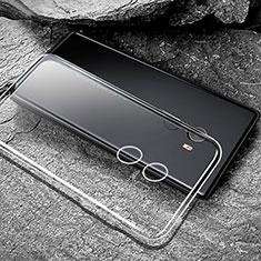 Carcasa Silicona Ultrafina Transparente T04 para Xiaomi Mi Mix 2 Claro