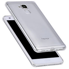Carcasa Silicona Ultrafina Transparente T05 para Huawei GR5 Mini Claro