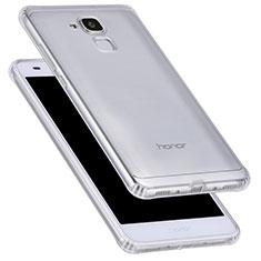 Carcasa Silicona Ultrafina Transparente T05 para Huawei Honor 5C Claro