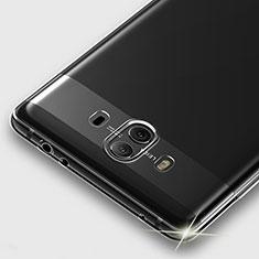 Carcasa Silicona Ultrafina Transparente T05 para Huawei Mate 10 Claro
