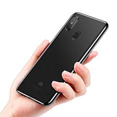 Carcasa Silicona Ultrafina Transparente T05 para Xiaomi Mi 8 SE Negro