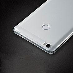 Carcasa Silicona Ultrafina Transparente T05 para Xiaomi Mi Max Claro