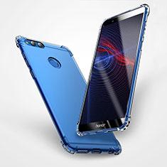Carcasa Silicona Ultrafina Transparente T06 para Huawei Honor Play 7X Claro