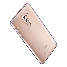 Carcasa Silicona Ultrafina Transparente T06 para Huawei Mate 9 Lite Claro