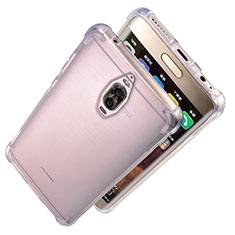 Carcasa Silicona Ultrafina Transparente T06 para Huawei Mate 9 Pro Claro