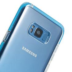 Carcasa Silicona Ultrafina Transparente T06 para Samsung Galaxy S8 Claro