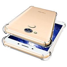 Carcasa Silicona Ultrafina Transparente T07 para Huawei Honor 6A Claro