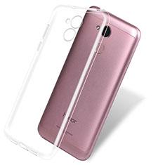 Carcasa Silicona Ultrafina Transparente T08 para Huawei Honor 6A Claro