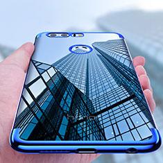 Carcasa Silicona Ultrafina Transparente T08 para Huawei Honor 8 Claro