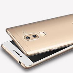 Carcasa Silicona Ultrafina Transparente T08 para Huawei Mate 9 Lite Claro