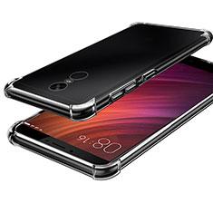 Carcasa Silicona Ultrafina Transparente T08 para Xiaomi Redmi Note 4 Claro