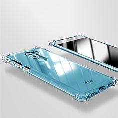 Carcasa Silicona Ultrafina Transparente T09 para Huawei GR5 (2017) Claro