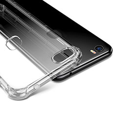 Carcasa Silicona Ultrafina Transparente T09 para Huawei Honor V8 Max Claro