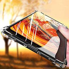 Carcasa Silicona Ultrafina Transparente T09 para Xiaomi Mi Mix Evo Claro