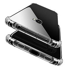 Carcasa Silicona Ultrafina Transparente T09 para Xiaomi Mi Note 2 Claro