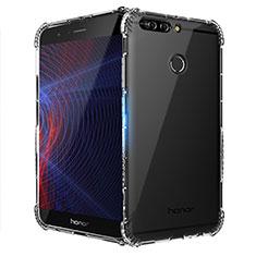 Carcasa Silicona Ultrafina Transparente T10 para Huawei Honor V9 Claro
