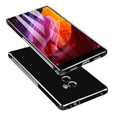 Carcasa Silicona Ultrafina Transparente T10 para Xiaomi Mi Mix 2 Claro
