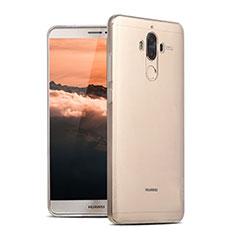 Carcasa Silicona Ultrafina Transparente T11 para Huawei Mate 9 Claro