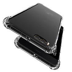 Carcasa Silicona Ultrafina Transparente T11 para Xiaomi Mi Note 3 Claro