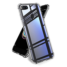 Carcasa Silicona Ultrafina Transparente T14 para Xiaomi Mi A1 Claro
