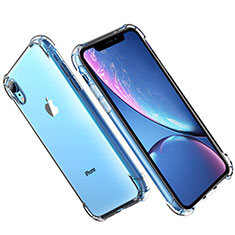 Carcasa Silicona Ultrafina Transparente T16 para Apple iPhone XR Claro